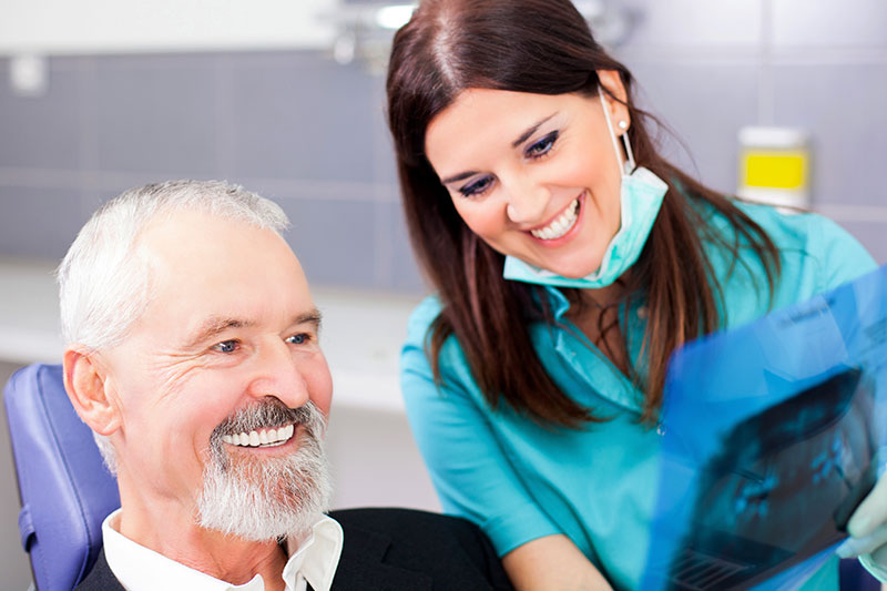 Dental Implants - Richard W. Pacelli DDS, La Grange Dentist
